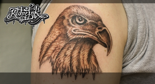 "Eagle ""Ritchie's Ink"""