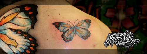 "Butterfly ""Ritchie's Ink"""